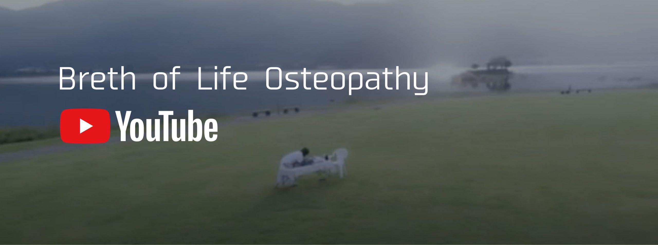 Osteopathy Image Movie